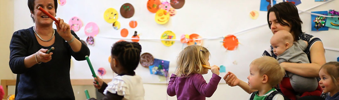 London Early Years Music Network