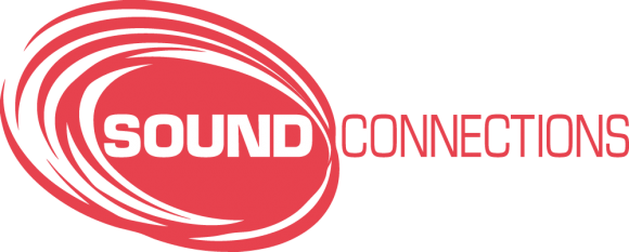 Sound Connections Logo - on white [RGB]