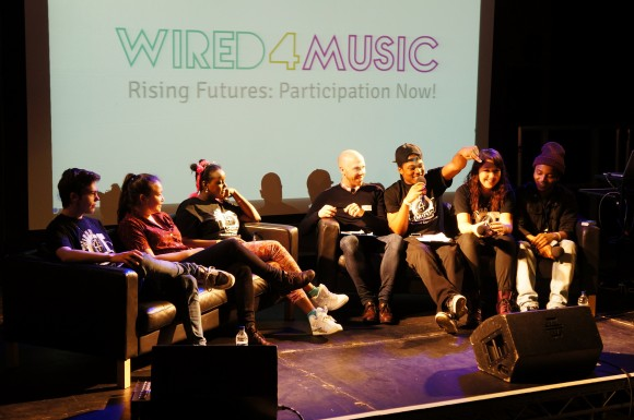 W4M at Rising Futures, Roundhouse