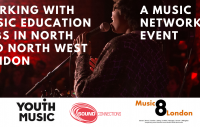 Working with Music Education Hubs in North and North West London